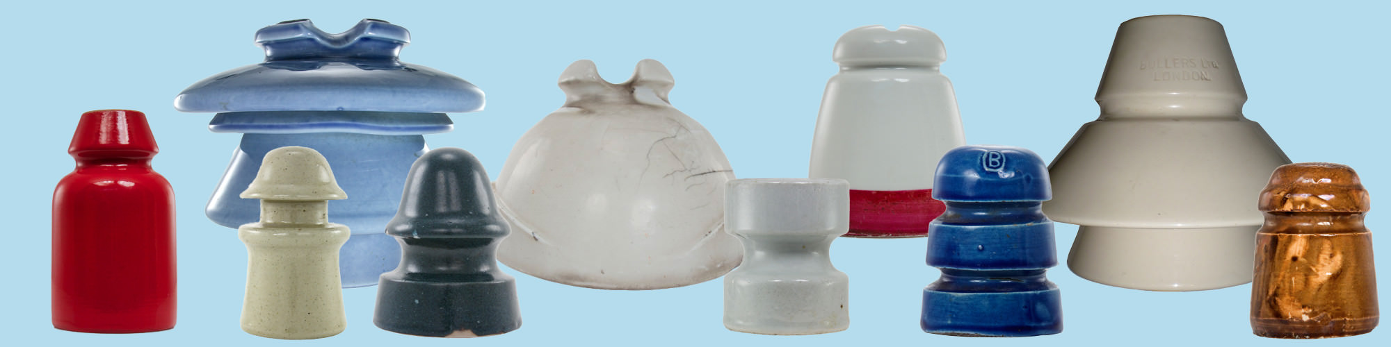 Unipart Porcelain Insulators (U)